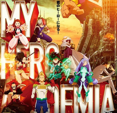 My Hero Academia Anime Season 4