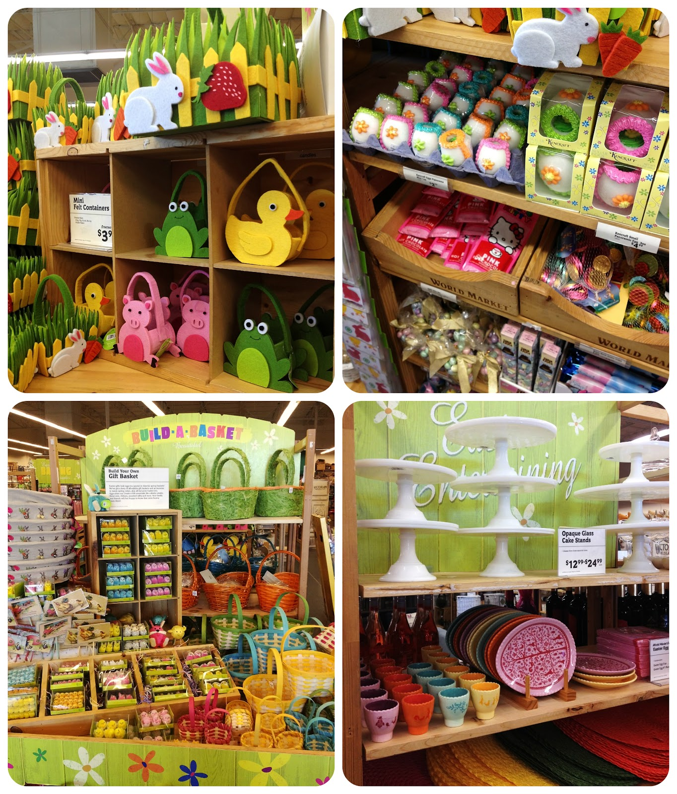 World Market: Spruce Up Your Home With World Market For Easter