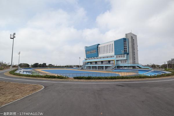 台中港區運動公園滑溜冰場