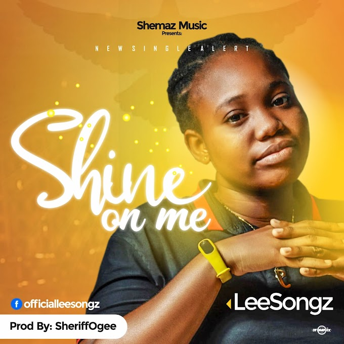 Lyrics: Lee Songz - shine on me