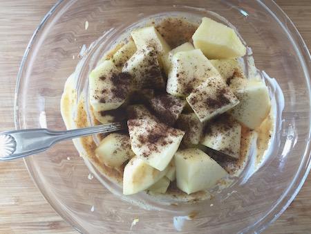 petit déjeuné vegan et vegetalien : la crème budwig