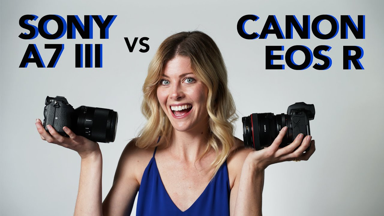 Canon EOS R vs Sony A7 iii: Which One Should You Buy?!