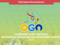 Juknis Olimpiade Guru Nasional 2019