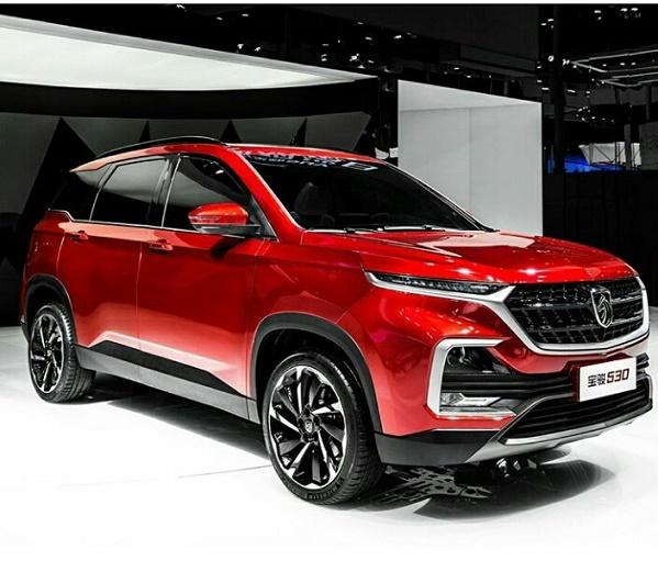 Harga SUV Baojun 530