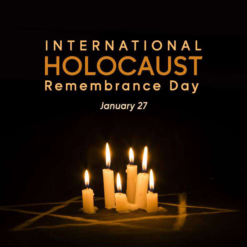 International Holocaust Remembrance Day Wishes Images download
