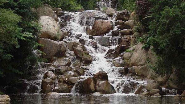 Panasa waterfalls