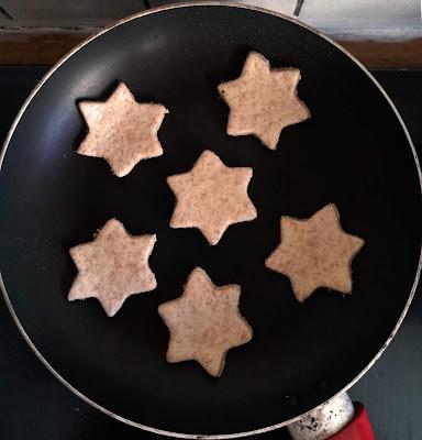 cuisson toasts sains pâte farine complète