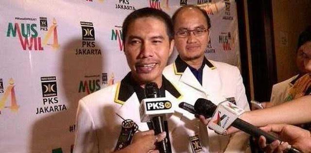 PKS Sodorkan Dua Nama Ikuti Tes Wagub DKI