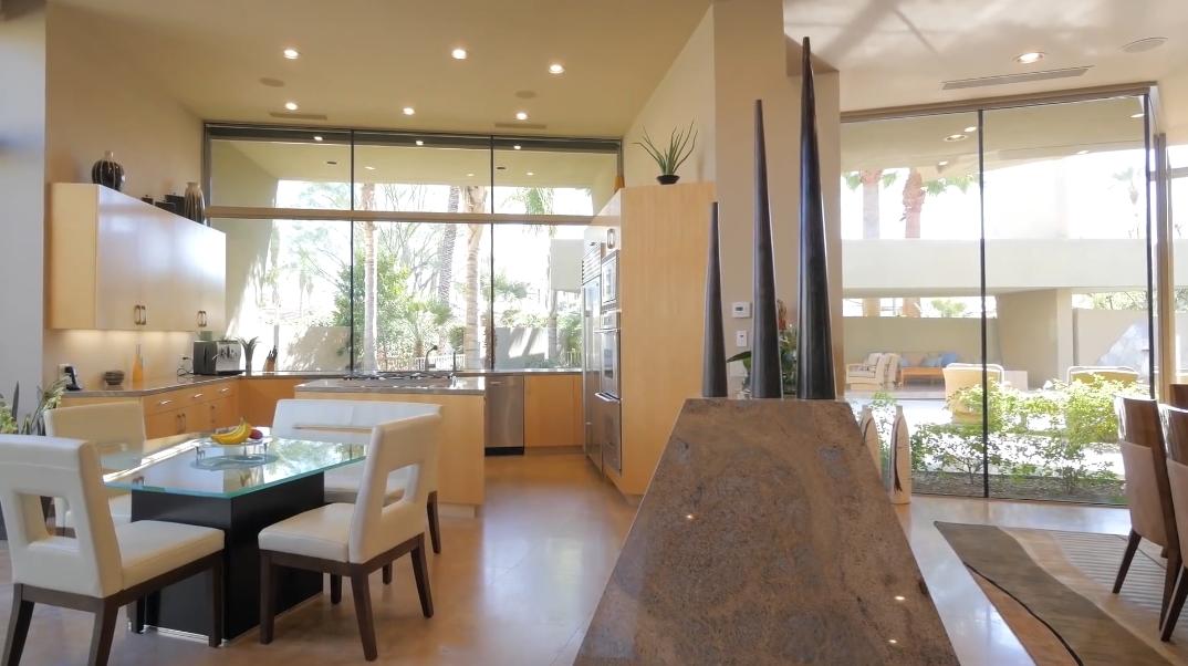 30 Interior Design Photos vs. 119 Waterford Cir, Rancho Mirage, CA Luxury Contemporary House Tour