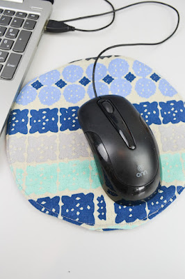 mouse pad tutorial