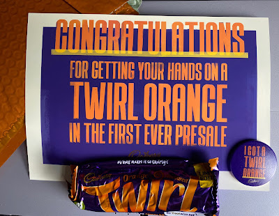 Twirl Orange Twitter Presale 2020