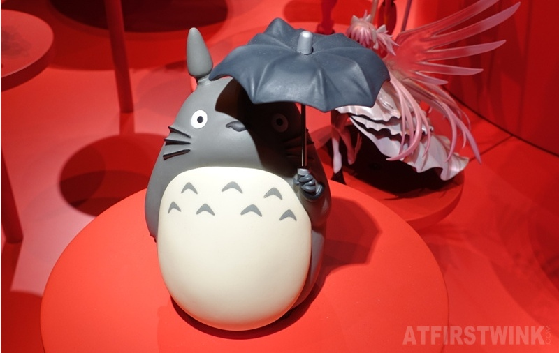Cool Japan exhibit museum volkenkunde My neighbor Totoro from studio Ghibli