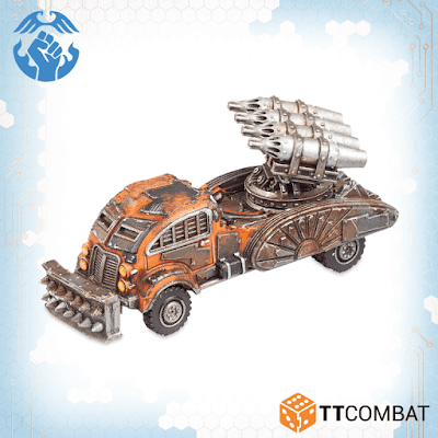 Resistance Storm / Thunder Wagons picture 1