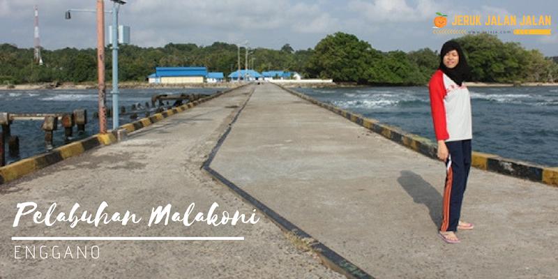 Pelabuhan Malakoni, Enggano