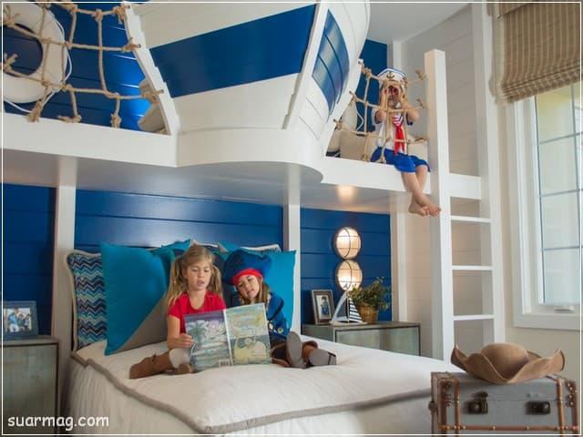 غرف نوم مودرن - غرف نوم اطفال 4 | Modern Bedroom - Children's Bedrooms 4