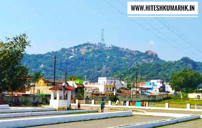 डोंगरगढ़ की तीन पहाड़ियों में भव्य श्रीयंत्र बनाने की तैयारी है, डोंगरगढ़, राजनांदगांव (छ.ग)