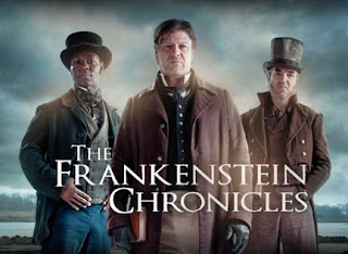 Alex J  Cavanaugh: Reviews – Frankenstein Chronicles, The Terror