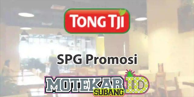 Info Loker SPG Promosi Teh Tongji Bandung 2019