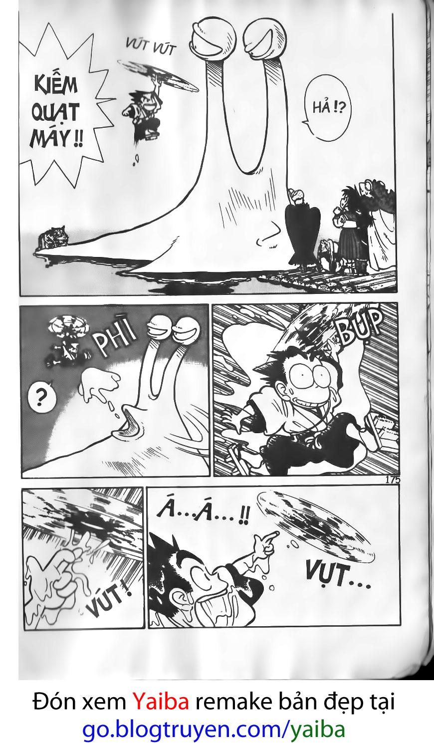 Yaiba chap 29 trang 10
