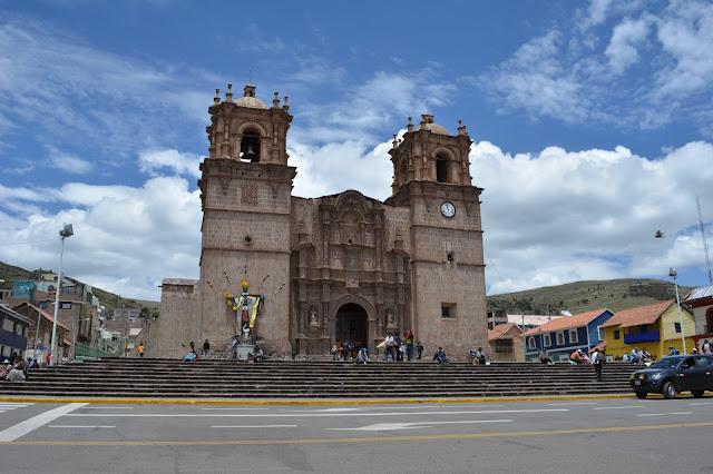 Peru Puno otel