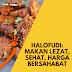 HaloFudi: Masak Ngga Ribet, Makan Lezat, Sehat, dan Harga Bersahabat