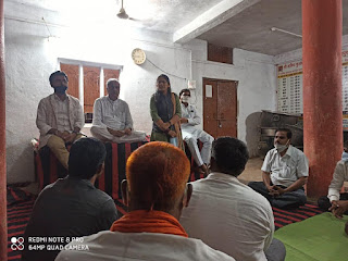 श्रीमती सुमित्रा कासडेकर ने बहुत बडा त्याग किया: सांसद नंदकुमारसिंह चौहान