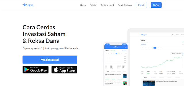 Website Resmi Ajaib.co.id
