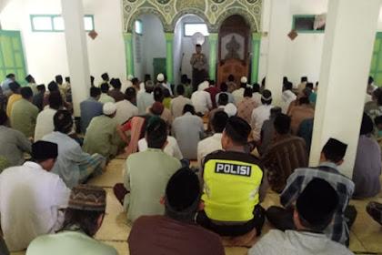 Polri Sebar Aparat Awasi Narasi Kebencian di Masjid