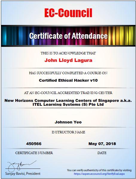 My Cybersecurity Journal: June 2018
