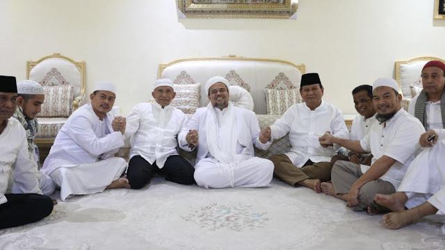 Ini Bukti Prabowo Bisa Membaca Al Quran