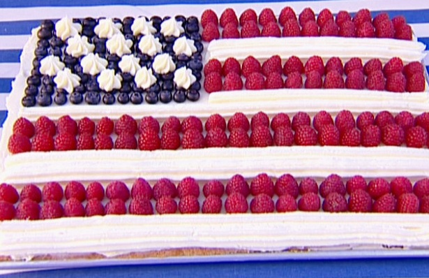 ina garten flag cake celebrate flag day with an american flag cake s noodle 5082
