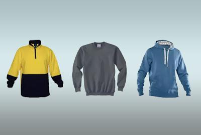 Bahan Untuk Membuat Sweater Pria
