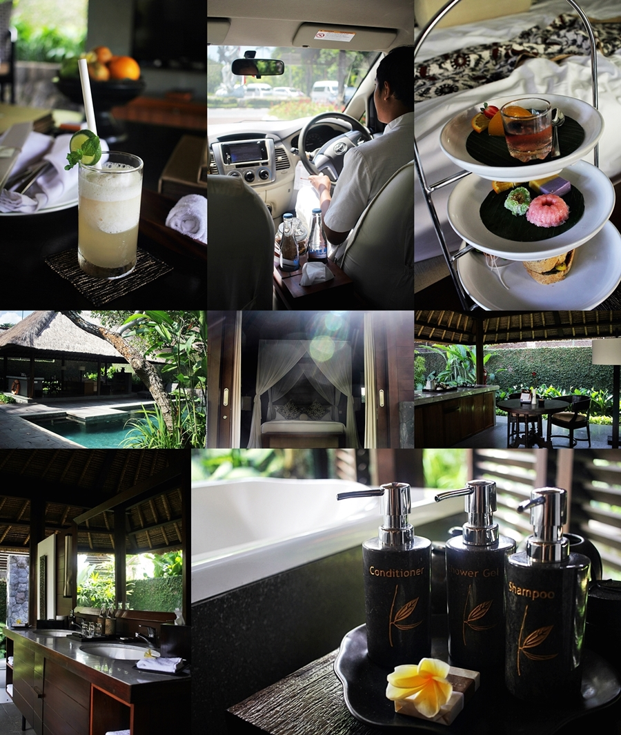afternoon tea high tea kayumanis ubud butler service indonesia