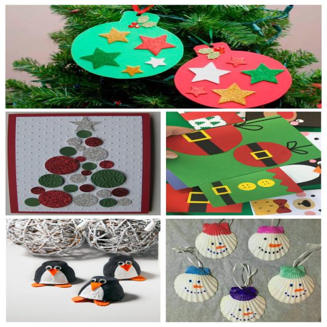 manualidades-navidad-niños