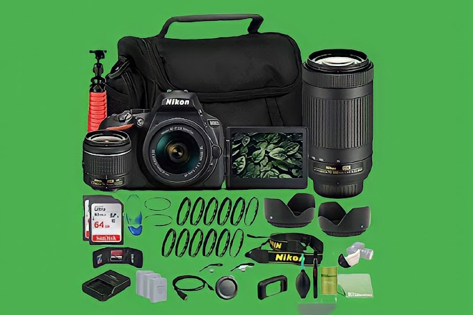 Nikon D5600 Best DSLR Camera in USA $1,364.95