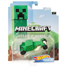 Minecraft Creeper Hot Wheels Character Cars Figure