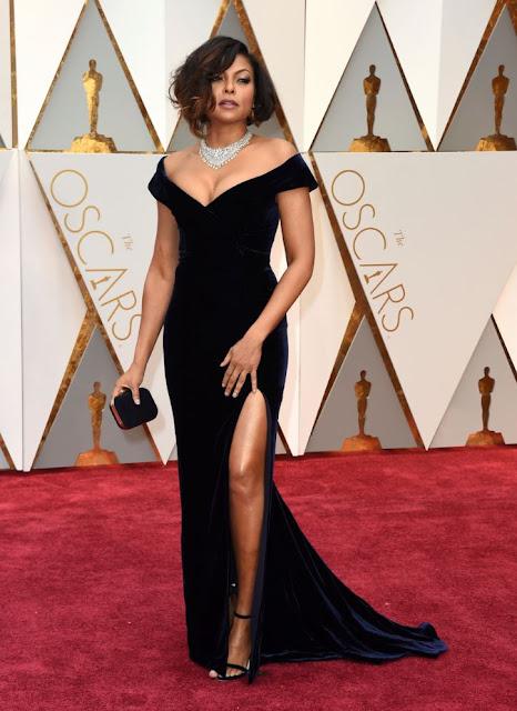 Taraji P. Henson Oscars 2017