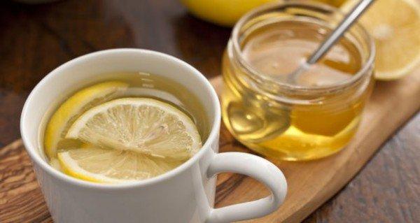 Adeus Gripe //Chá de Mel com Limão