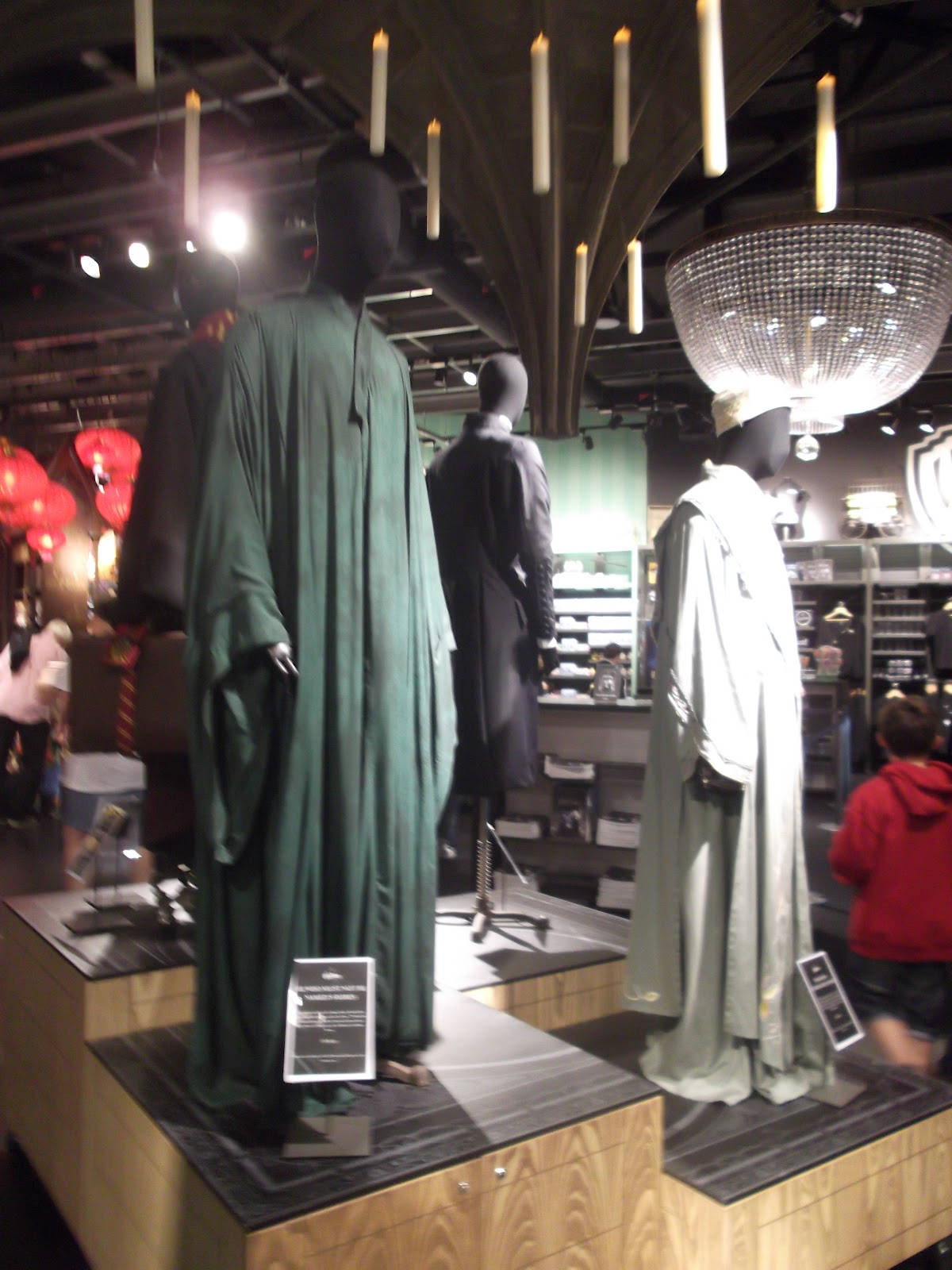 The Making Of Where Do Little Spiders: Fantillusion: Warner Bros Studio Tour