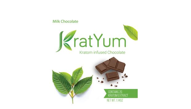 Kratom Chocolate Bar
