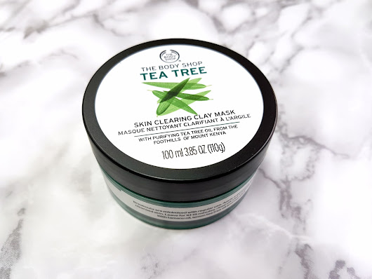 According to Mimi: The Body Shop Tea Tree Skin Clearing Face Mask