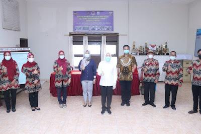 Wawako Palembang Pantau Langsung Posko PPKM