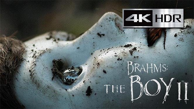 Brahms: The Boy II (2020) 4K UHD [HDR] Latino-Ingles