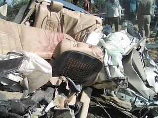 आष्टा के पास सडक हादसे में रायपुर निवासी 3 लोगों की मौत,2घायल