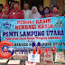 Peduli Sesama Masa Covid, PSMTI Lampura berikan Bantuan Sembako ke Lima Ponpes