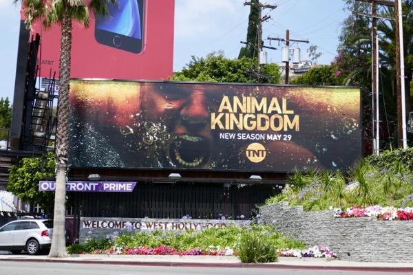 Animal Kingdom season 3 billboard