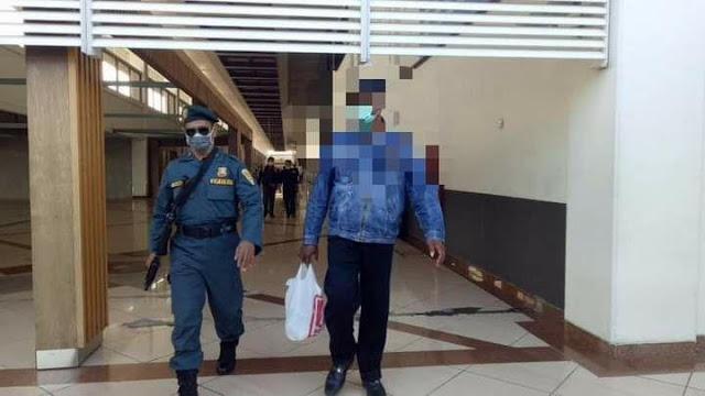 Tersangka Kasus 4832 Kayu Merbau Ilegal dari Aru Segera disidangkan di Surabaya.lelemuku.com.jpg