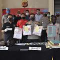 7 Pelaku Pembuat Upal Dibekuk Polisi Bogor