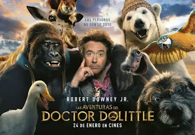 Dolittle full movie in hindi download