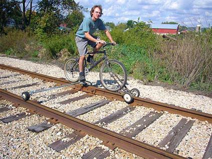 Gambar Sepeda Rel Blogspot